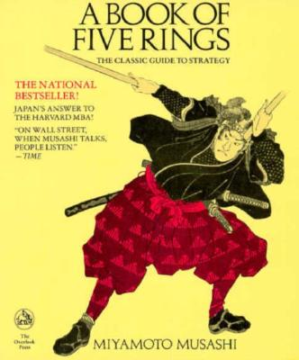 A Book of Five Rings By Musashi, Miyamoto